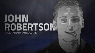 #CAAFB Game Day: John Robertson - Villanova