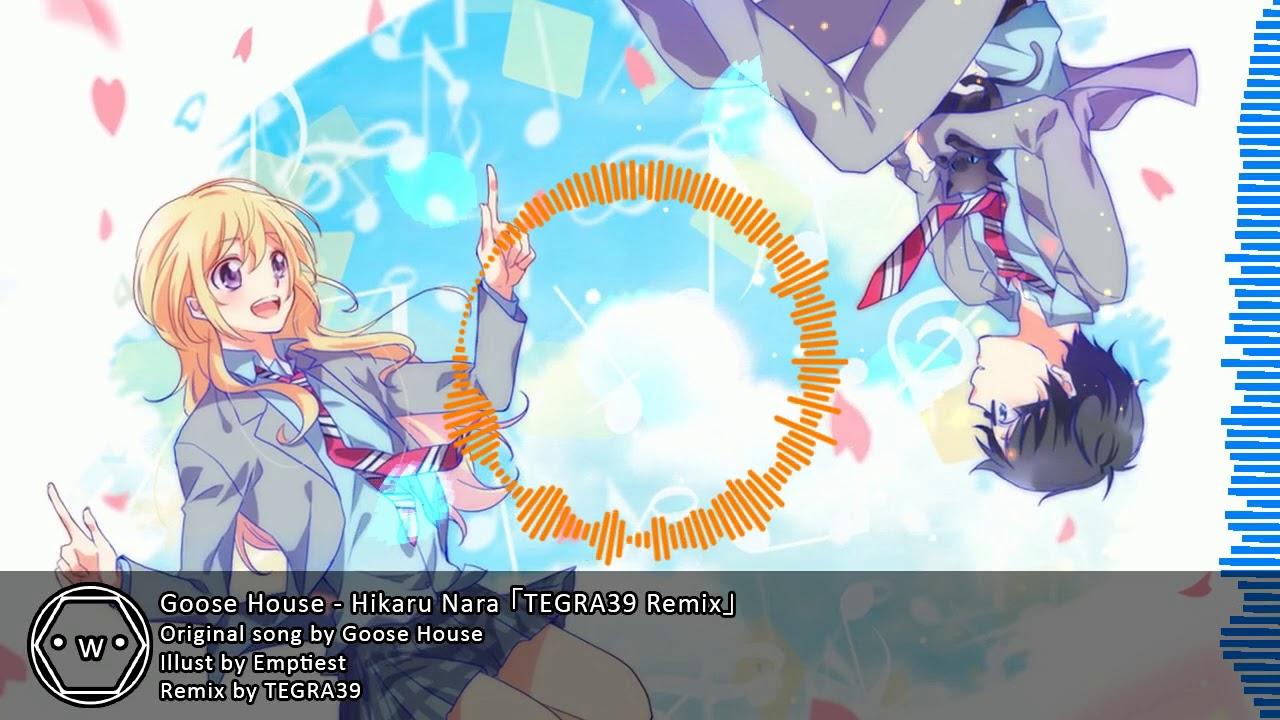 Koplo Shigatsu Wa Kimi No Uso Goose House Hikaru Nara Tegra39 Remix Youtube