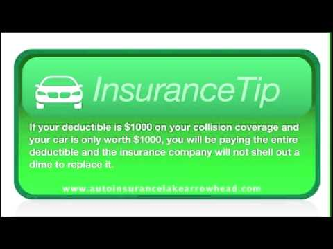 Auto Insurance Lake Arrowhead