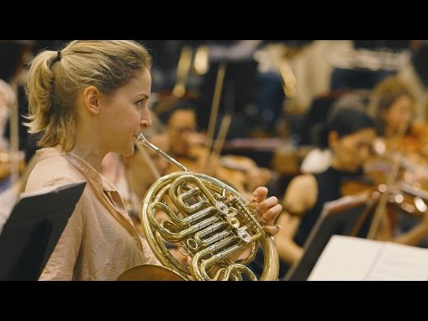 Tansy Davies: Forest (Concerto for Four Horns and Orchestra) Preview (Philharmonia Orchestra)