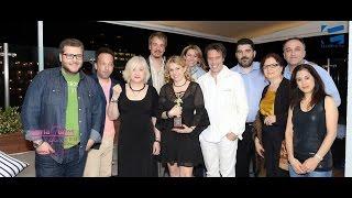 "Athina Krikeli ""Award of Excellence"" Celebration for ""Elassona the secret path to Mt. Olympus"