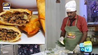 Chicken Samosa Recipe  How to Make Chicken Samosa