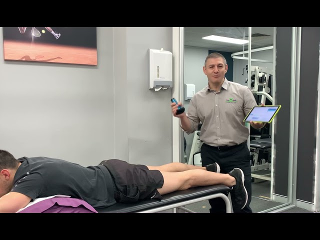 𝐎𝐮𝐫 𝐀𝐱𝐈𝐓 𝐓𝐞𝐬𝐭𝐢𝐧𝐠 𝐃𝐞𝐯𝐢𝐜𝐞 can reliably test Hamstring Strength & Activation