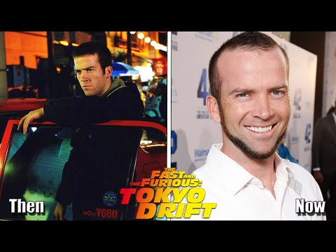 The Fast And The Furious Tokyo Drift (2006) Cast Then And Now ★ 2020 (Before And After)
