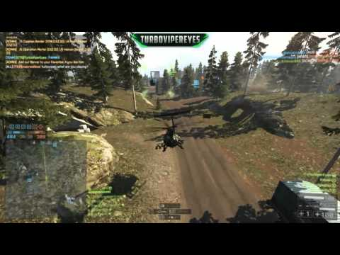 [Battlefield 4] Scout Helicopter Gameplay 64-0 Killstreak After Stinger Buff Fall Patch 27.10.2015