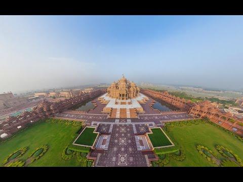 Swaminarayan Akshardham Temple Gandhinagar Best Places to Visit in Gujarat