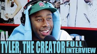 """Tyler, the Creator on Coachella, His New Album """"Cherry Bomb"""", And More! (Full Interview) 