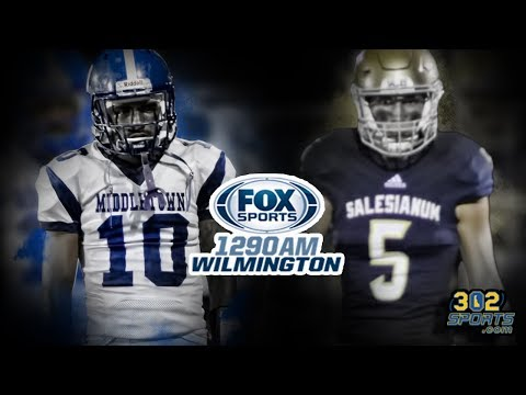High School Football - WATCH: Middletown vs. Salesianum (10/12/18)