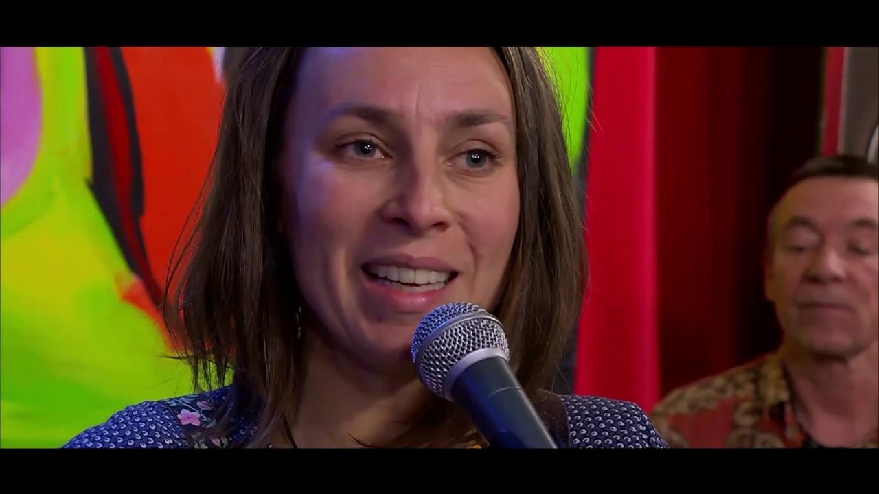 Sarah Sötemann  yn Noardewyn Live #omropfryslan