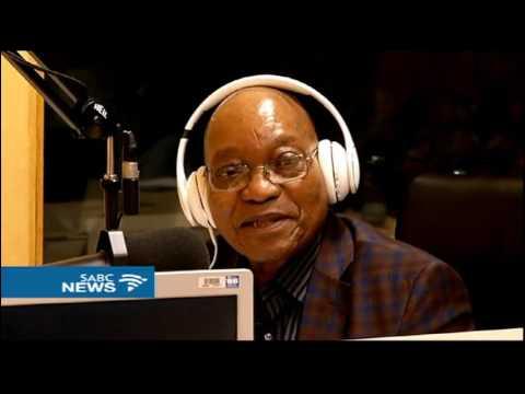 From president to DJ, Jacob Zuma co-presents Ukhozi FM music show