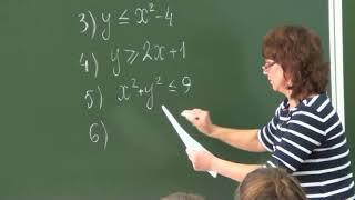 Урок математики в 9 классе. Шигабутдинова А.М.
