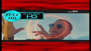 "DADDY YANKEE ft ELVIS CRESPO - AZUKITA - REMIX &quotI"" DJ MIX (Video HD)"