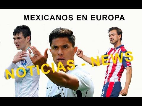 MEXICANOS EN EUROPA NOTICIAS