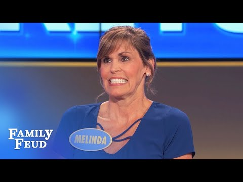 Don't worry LA, we KNOW it's for the SHOW! | Family Feud