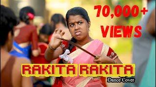Rakita Rakita Dance Cover   Team Thantra   Dhanush   Jagame Thandhiram   Santhosh Narayanan