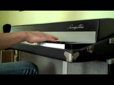 Fender Rhodes Suitcase 73