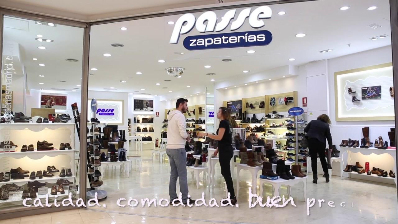 1c0e8ba2ea7 PASSE zapaterías, zapatos de calidad, comodos y a buen precio en madrid