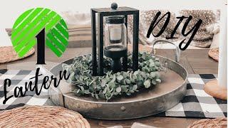 Dollar Tree DIY Lantern | Dollar Tree Home Decor | Farmhouse | 2019