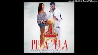 Nadya Wacheque feat. AZ - Pula Pula (Audio)