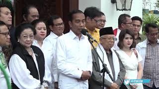 Jokowi Kirim Utusan Sambangi Prabowo - JPNN.COM