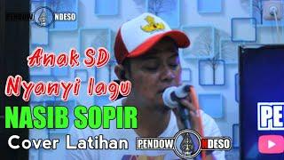 Download Nasib Sopir || Cover Cak Fendik Latihan Pendowo Ndeso