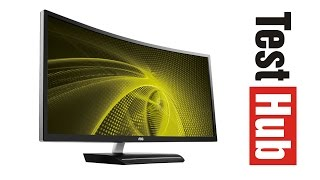 aoc c3583fq 35 zakrzywiony monitor z freesync test review recenzja prezentacja