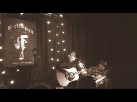 Brian Fallon - Low Love (NEW SONG) Live at Crossroads 12/2/15