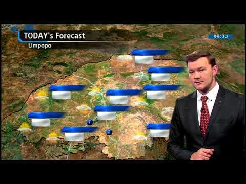 #SA Weather report | 21 April 2018