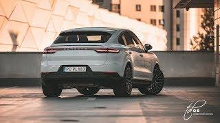 Porsche Cayenne Coupe test PL Pertyn Ględzi