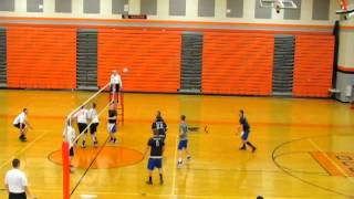 Hilliard Bradley Boys Volleyball 201204102