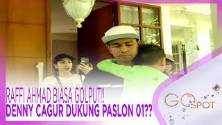 Download Video RAFFI AHMAD BIASA GOLPUT!! DENNY CAGUR DUKUNG PASLON 01?? – GOSPOT 18/4 MP3 3GP MP4