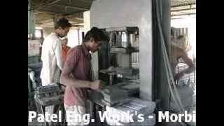 De Mould Machine Patel Eng. Works-Morbi