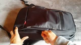 Review - Mochila Kingsons (AliExpress)