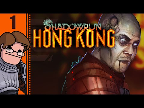 Let's Play Shadowrun: Hong Kong Part 1 - Character Creation (Troll Physical Adept)