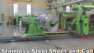 paslanmaz çelik rulo Çin Tedarikçi Fabrika imalatı