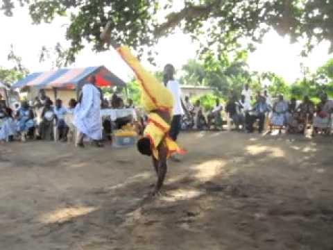 African Acrobatics