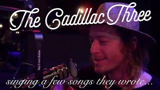 The Cadillac Three - songwriting medley