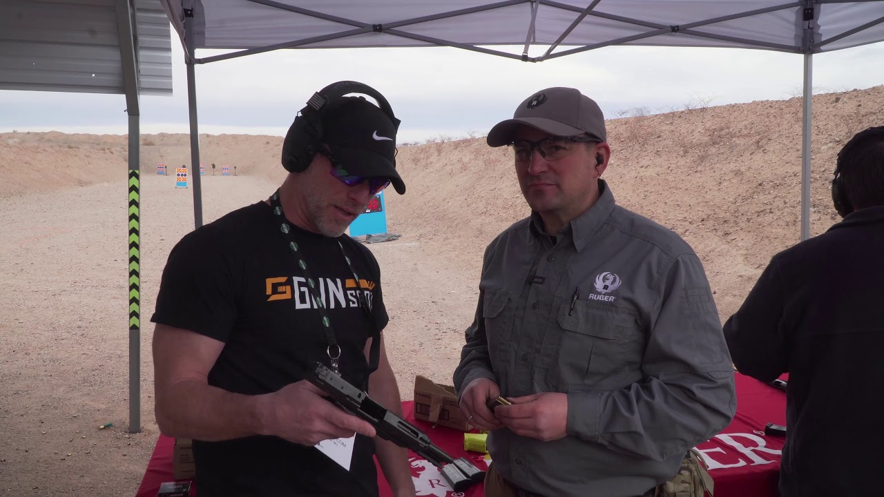 Ruger 57 Shot Show 2020 Review