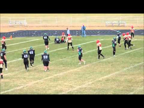 Trace Griko Junior (2013) Highschool Football Highlights