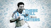 Injusticia rotación anillo  Leo Messi -- There Will Be Haters -- adidas Football - YouTube