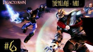 Legacy of Kain: Defiance 1080p HD Walkthrough Part 6 - The Pillars - Kain /w Commentary PC