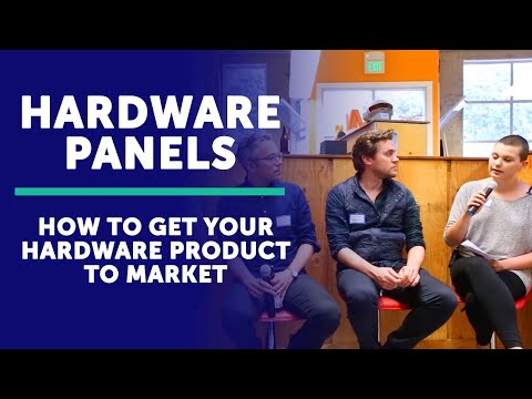To Sell or Not to Sell: How to Get Your Hardware Product to Market