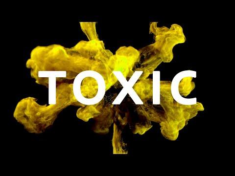 "Aggressive Rap Beat Hard Trap Instrumental Dope Hip Hop - ""Toxic"" (Prod. Nico On The Beat)"