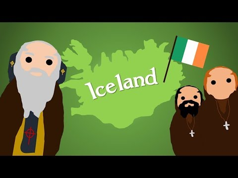 Irish/Gaelic Monks in Iceland, The Faroe Islands and the Scottish Isles