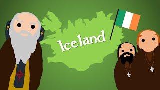 Irish/Gaelic Monks in Iceland, The Faroe Islands and the Scottish Isles