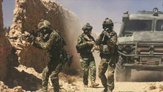 РУССКИЙ ВЕЖЛИВЫЙ СПЕЦНАЗ В ПАЛЬМИРЕ   сирия наша пальмира взята   Силы специальн