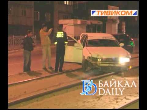 В Улан-Удэ у «Тойоты» оторвало колесо