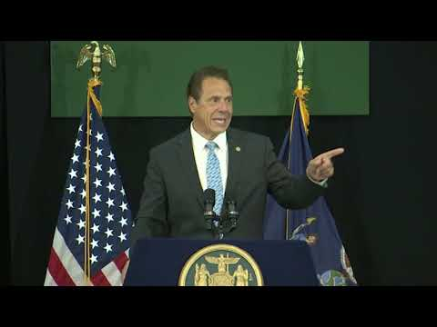 Governor Cuomo Addresses President Trump