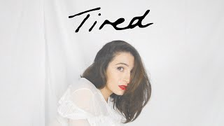 On tiredness and depression | Tired - Stella Angelika