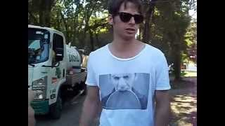 Mark Foster - Lollapalooza Chile 01-04-2012